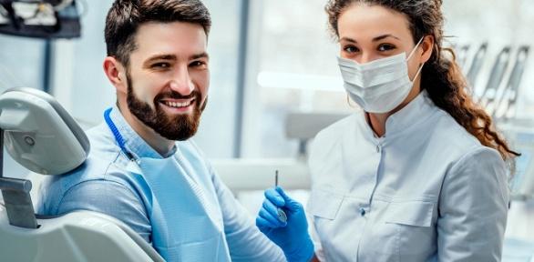 Чистка, лечение, реставрация зубов вклинике I-Smile