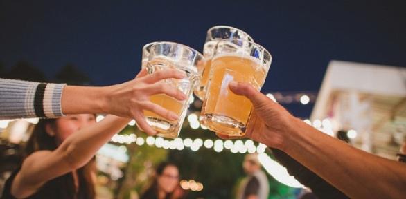 Пивная вечеринка втаверне «Солдатъ»
