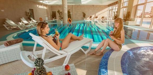 Отдых спитанием, трансфером вгоры вBridge Resort4*