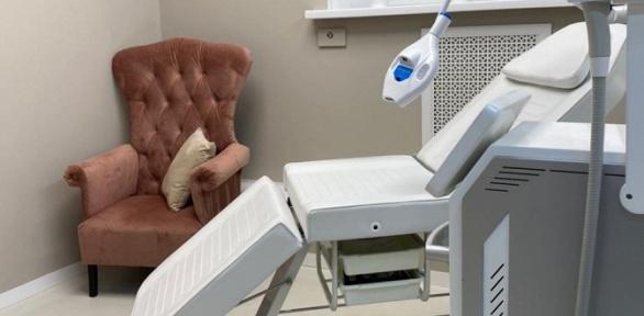 Косметическое отбеливание зубов встудии Unique Lab