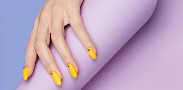 Маникюр ипедикюр, покрытие встудии Nails Space for You