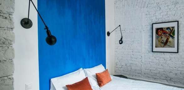 Отдых вСанкт-Петербурге спроживанием вапартаментах Kandinsky Smart Apart