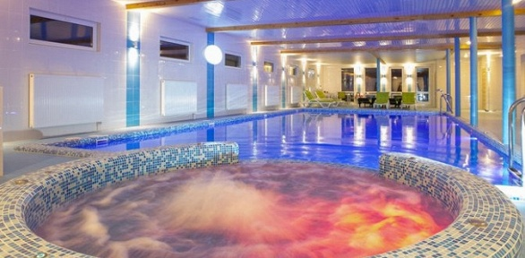 SPA-тур спитанием, катанием навелосипеде вотеле Tuchkovo SPA Hotel