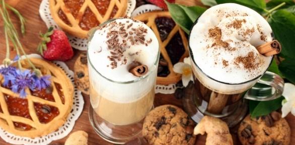 Всё меню кухни вкофейне «Буду кофе» за полцены