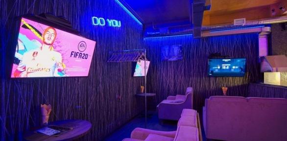 Паровые коктейли вбаре Engels Lounge заполцены