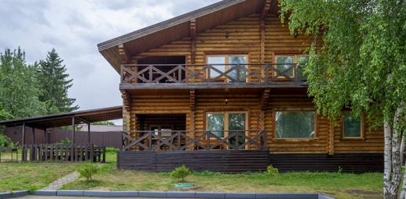 Отдых недалеко отМосквы вкоттедже уозера взагородном клубе «Молоково»