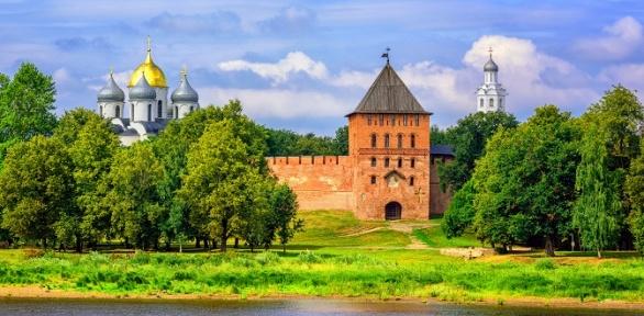 Тур вВеликий Новгород сиюля посентябрь
