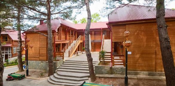 Отдых вГеленджике наберегу моря вгостевом доме Teremok Guest House