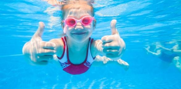 До8посещений бассейна сморской водой ваквацентре «Акварельки Family»