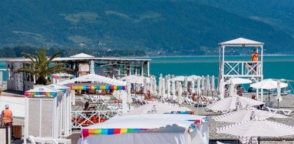 Отдых вСочи наберегу Черного моря вотеле «Бархатные Сезоны»
