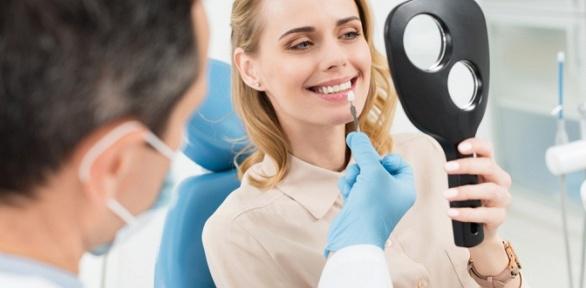 Стоматологические процедуры вклинике Raufberg