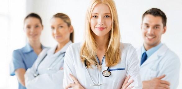 Обширное гинекологическое обследование влабораторной службе Helix