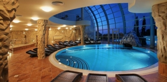 SPA-отдых вЯлте вотеле Respect Hall Resort &SPA
