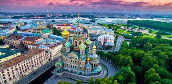 Автобусный тур вСанкт-Петербург оттуроператора «Ростиславль»