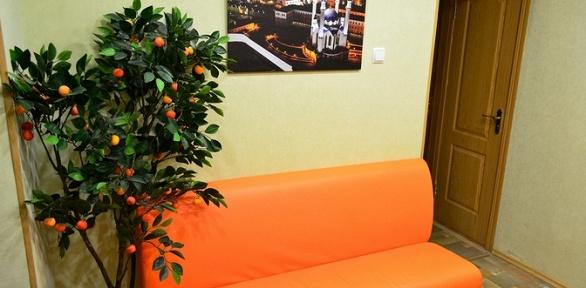 Отдых вномере эконом вмини-отеле «Апельсин»
