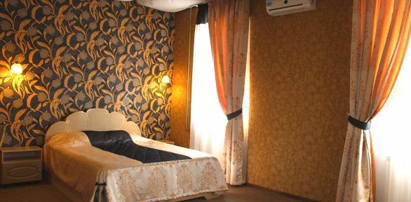 Романтический отдых для двоих вгостиничном комплексе Verona
