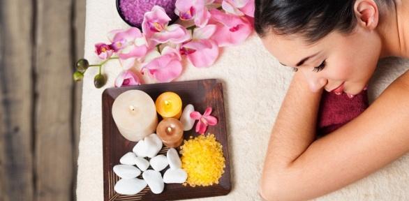 SPA-программы встудии массажа Golden SPA