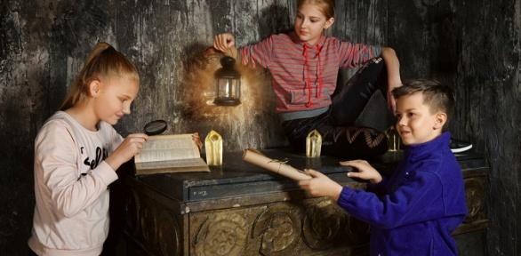 Детский квест «Хрустальная удача» отGrand Quest