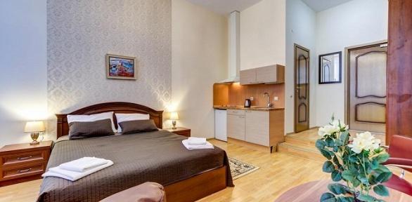 Отдых в центре Санкт-Петербурга в «Гостевых комнатах на улице Кирочной»