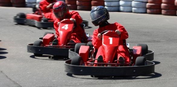 2или 4заезда накарте откомпании Global Racing
