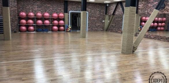 1или 3месяца безлимитного посещения фитнес-клуба Adept Gym