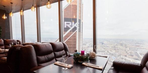 Организация свидания на75этаже откомпании Vision