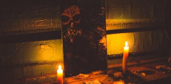 Участие вхоррор-квесте откомпании Partizan
