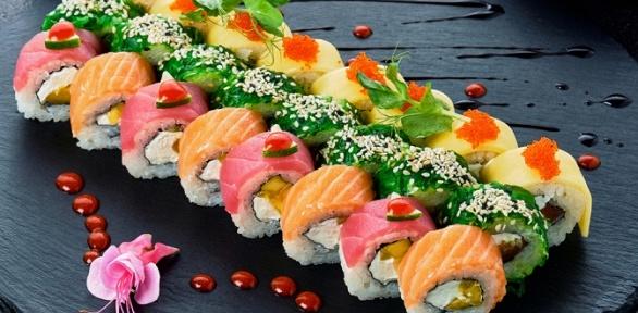 Всё меню суши от«Твои суши ипицца» заполцены