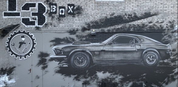 Диагностика автомобиля вавтосервисе 13Box