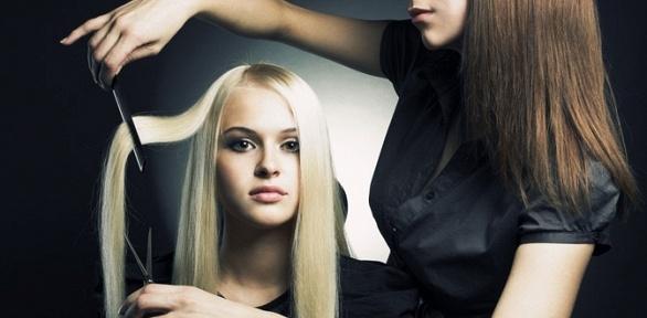 Парикмахерские услуги отсалона «Твой стиль»