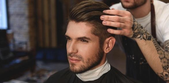 Мужская, детская стрижка, моделирование бороды вбарбершопе Bizon Style