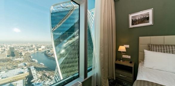 Отдых на48этаже вотеле «Панорама Сити»