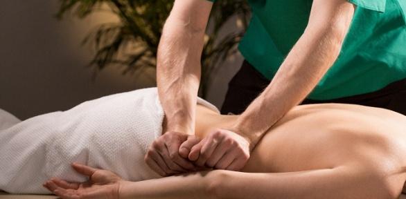 Сеанс массажа навыбор всалоне Grace SPA