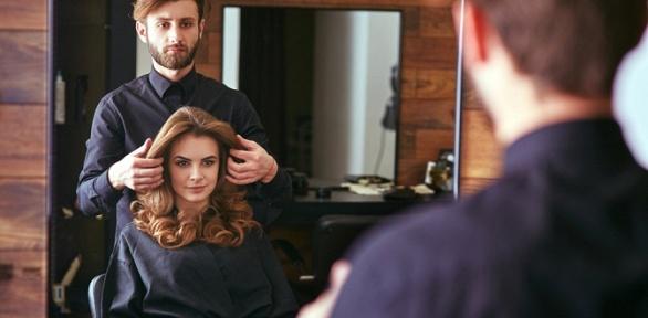 Окрашивание, стрижка, нано- либо биопластика волос вимидж-студии «Статус»