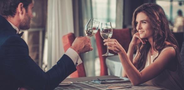 Романтический ужин вресторане «Прага»