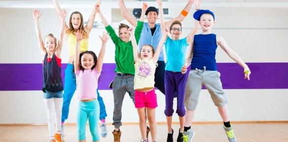 Занятия танцами всети детских танцевальных студий Legendy.Dance