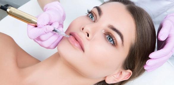 Перманентный макияж бровей, век или губ встудии Амины Исторовой