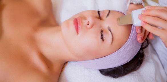 Пилинг, УЗ-чистка для лица, уходовые процедуры в«Салоне красоты наФучика»