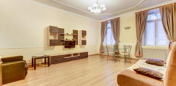 Отдых вапартаментах наНевском откомпании «СТН»