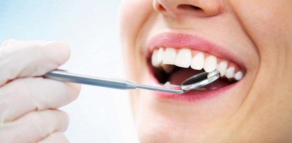 Посещение стоматолога вклинике Dzon Dental Clinic