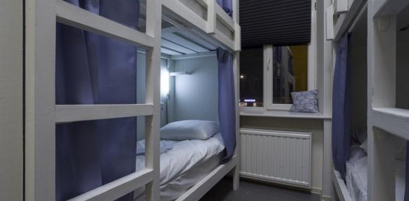 Отдых вСанкт-Петербурге вобщем или двухместном номере вхостеле Vmeste