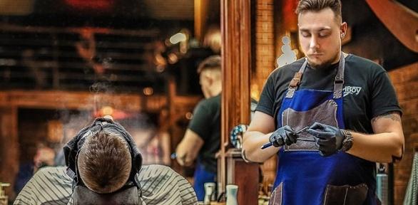 Мужская стрижка, уход или моделирование бороды отOldBoy Barbershop