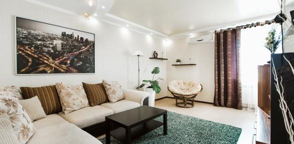 Отдых вапартаментах «Супер Люкс» сджакузи отсети апартаментов Sutki Life