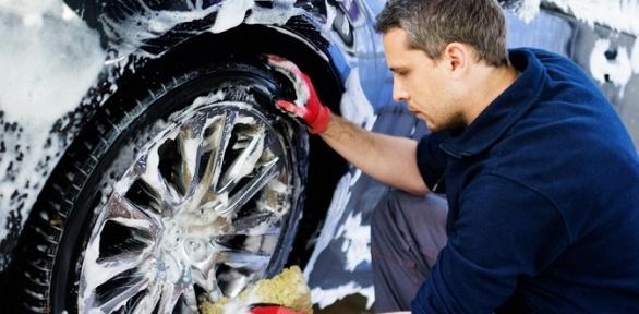 Мойка автомобиля отавтомойки Faces Car Wash