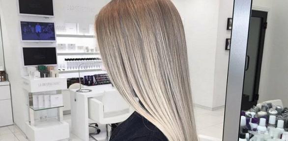 Стрижка, окрашивание волос, уход встудии «Луч Света»