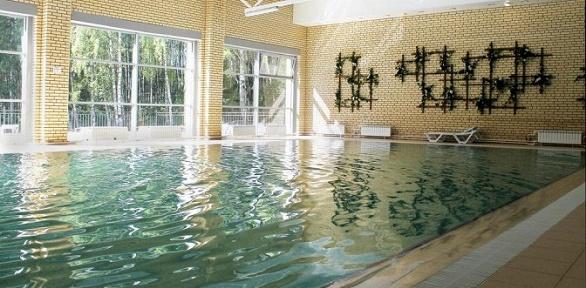 Отдых наВолге наSPA-курорте «Серебряный Плес»