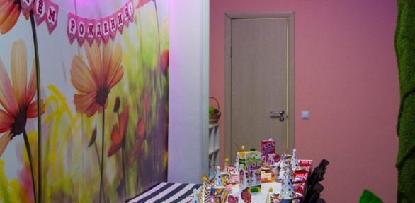 Проведение дня рождения или посещение игровой комнаты «Фламинго Kids»