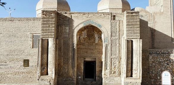 Тур вУзбекистан оттуроператора «Тимхайк»
