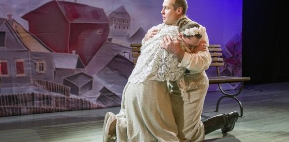 Билет наспектакль «Гроза» оттеатра «Оранжевое небо»
