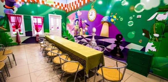 Бронь банкетной комнаты иразвлечения впарке Fun City